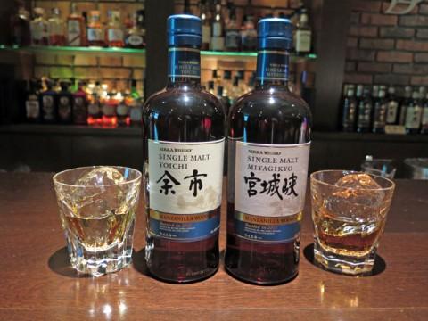 原酒不足が続く国産ウイスキー、限定シングルモルト2種発表、ニッカウヰスキー