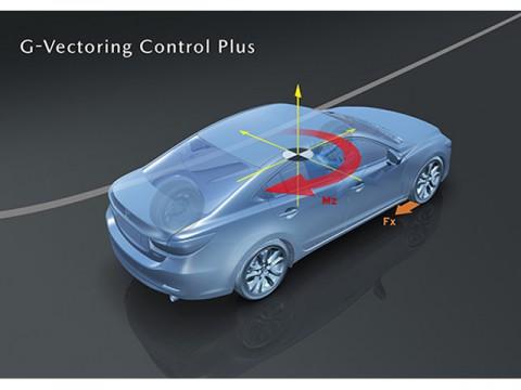マツダ、車両運動制御技術「G-ベクタリング コントロール プラス」を開発、搭載