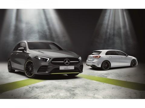 メルセデス・ベンツ日本、2019年型「Aクラス」発表、同時に特別仕様車発売