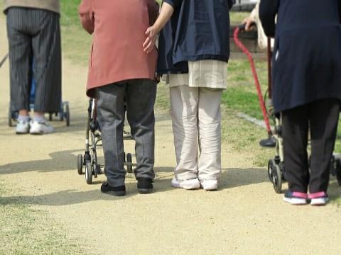 低栄養傾向の高齢者、男性13%、女性20%。外出頻度と相関