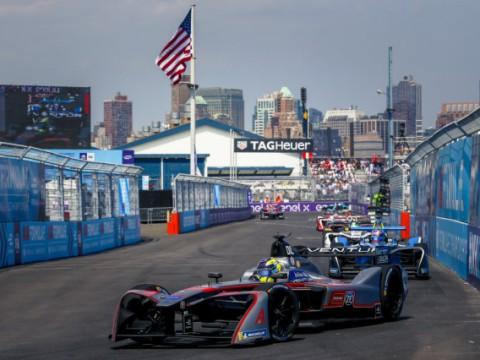 最高峰EVレース、フォーミュラE「シーズン5」開幕。日産、BMW、HWA初参戦