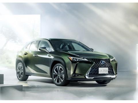 レクサス、デザインコンシャスな都会派コンパクトクロスオーバー「Lexus UX」発売