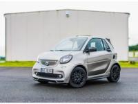 Mercedes smart BRABUS final