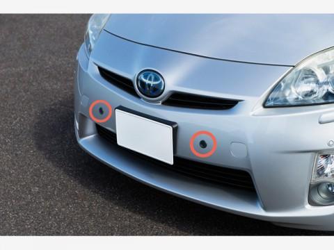 トヨタとダイハツ、愛車に後付け可能なペダル「踏み間違い加速抑制システム」発売