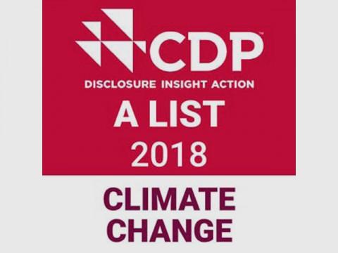積水ハウスやアサヒビールなど、気候変動対応活動でCDP「気候変動Aリスト」に選定