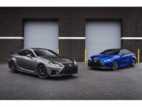 Lexus New RC F