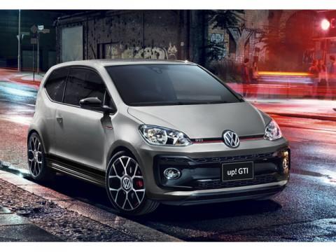 VW、Up!とGolfのスポーツハッチモデル「GTI」の特別仕様車を同時発売