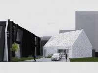 Mercedes EQ House