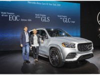 Mercedes-Benz @ NYIAS 2019