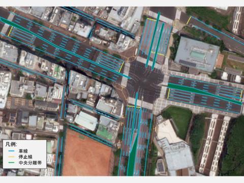 トヨタTRI-AD、NTTデータ、MAXAR、自動運転のための高精度地図情報生成で協働
