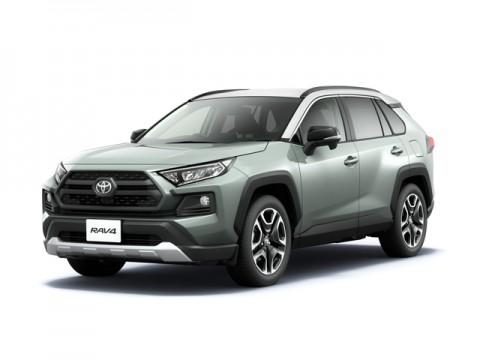 トヨタ、ミッドサイズSUV新型「RAV4」を3年ぶりに日本市場に投入