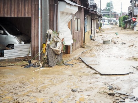 大雨災害、10分毎「危険度分布」配信サービス開始 ~気象庁