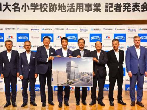 活気づく地方都市・福岡。九州初の「ザ・リッツ・カールトン ホテル」も誘致決定
