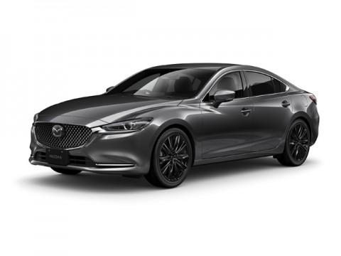 マツダ、アテンザをグローバル名称「Mazda 6」に改称して2.5Lターボ搭載