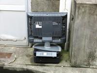 画・小型家電リサイクル、回収実績8万t、目標値に届かず。採算性確保が課題。