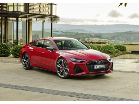 アウディ、フランクフルトで5シータースポーツ「Audi RS 7 Sportback」を初公開