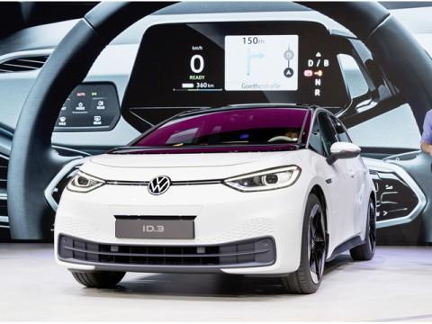 VW初の量産EV、 MEBで開発した最初のモデル、「ID.3」フランクフルトで発表