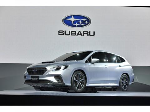 46th TMS、市販間近な注目すべき新型モデルの一台、第2世代「SUBARU LEVORG」