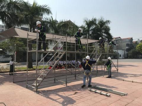 人材不足に悩む建設業界。課題解決に向けて動き出した、大手メーカーの技能訓練施設
