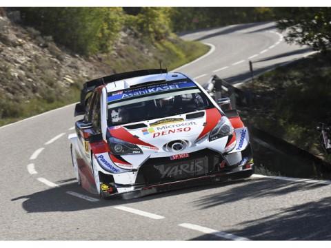 チームTOYOTA、WRC最終戦を待たずにタナック選手がドライバーズ・タイトル獲得