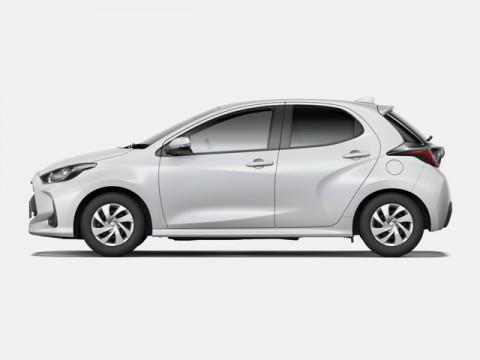 トヨタ、グローバル・コンパクト「ヤリス」を2月発売と正式に発表