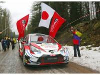 WRC 2nd Sweden