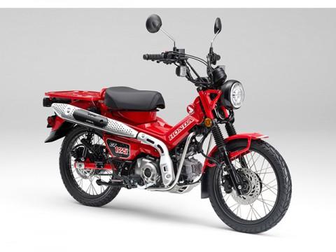 ホンダ、原付二種のレジャーバイク「CT125・ハンターカブ」を発売