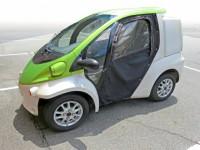 画・2人乗り小型EVなど次世代モビリティ、規制緩和で市販化加速の見込み。