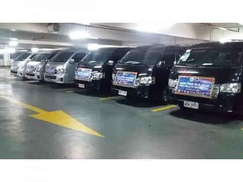 トヨタ、フィリピンで新型コロナ禍対応医療従事者にオンデマンド送迎サービスを開始