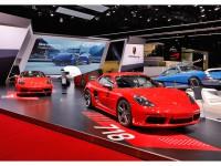 Porsche 718T Series