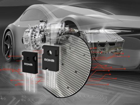 コロナ禍でも販売好調なxEVをさらに進化させるパワーデバイスの開発に成功