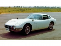 Toyota 2000GT Parts