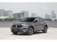VW New SUV T-Roc