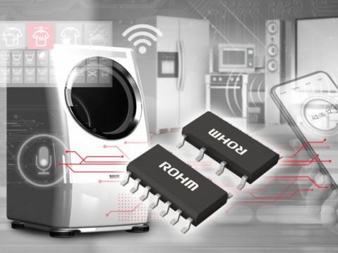 スマート家電の待機電力が半分に? 業界初のゼロクロス検知ICをロームが開発
