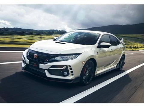 ホンダ、「CIVIC Type R」をマイナーチェンジ、同時にピュアスポーツ限定車発売