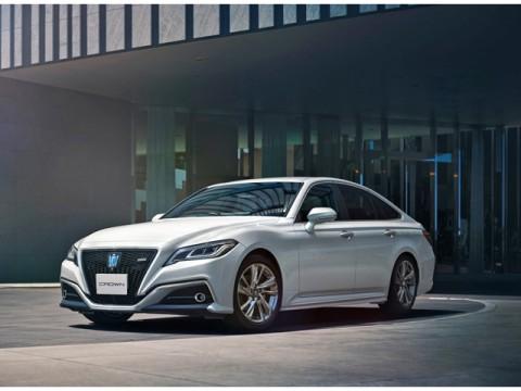 Sedan of TOYOTA「クラウン」、内外装の質感向上と安全機能進化を図る改良発表