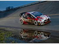 Toyota WRC 7th