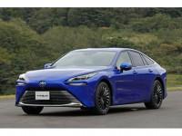 Toyota FCV MIRAI_Ⅱ