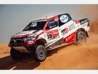 Dakar Rally Toyota_HiLux