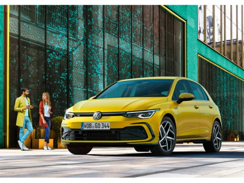 VWジャパン、新型ゴルフのデジタル化、電動化、運転支援を強化して受注開始