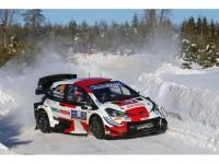 Toyota WRC Finland